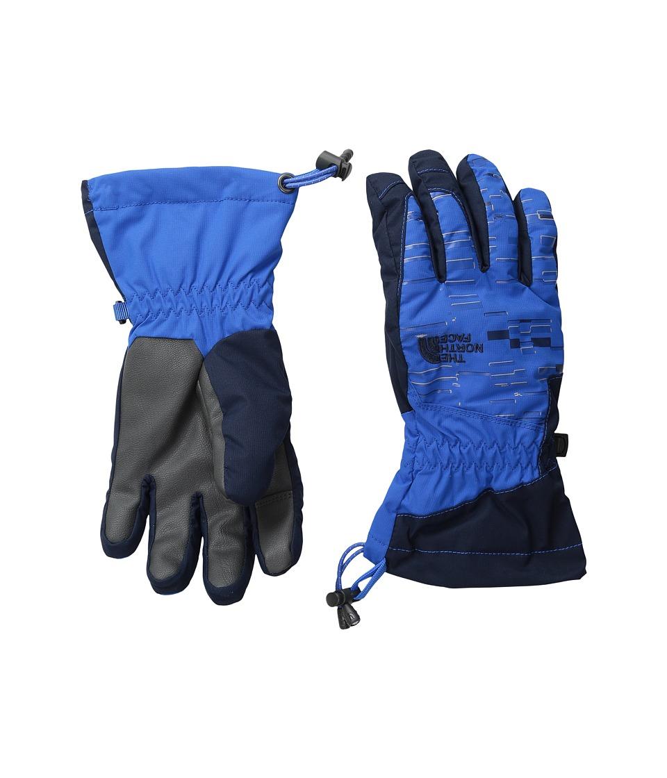 The North Face Kids - Revelstoke Etip Gloves (Big Kids) (Jake Blue/Cosmic Blue) Extreme Cold Weather Gloves
