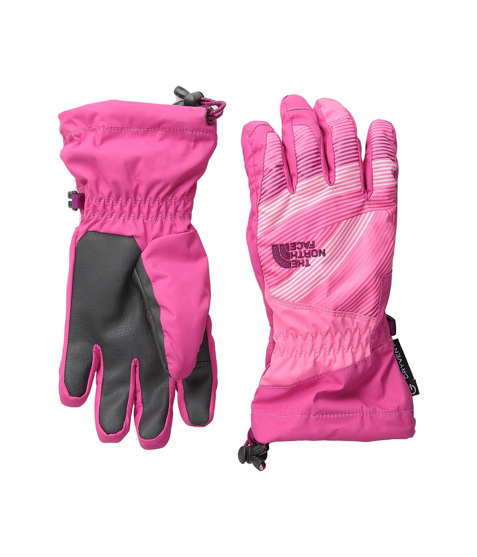 The North Face Kids - Revelstoke Etip Gloves (Big Kids) (Cha Cha Pink/Cabaret Pink (Prior Season)) Extreme Cold Weather Gloves