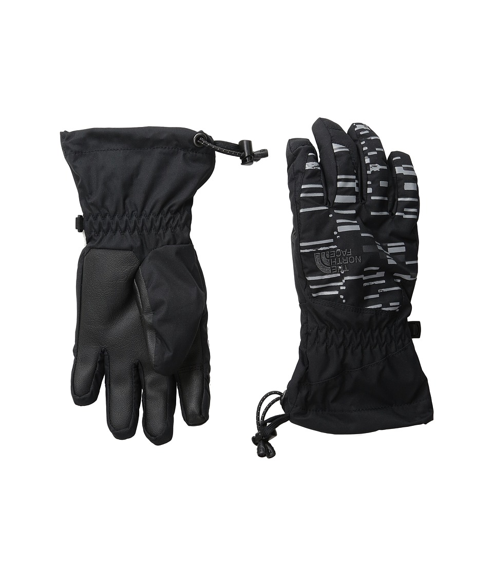 The North Face Kids - Revelstoke Etip Gloves (Big Kids) (TNF Black) Extreme Cold Weather Gloves