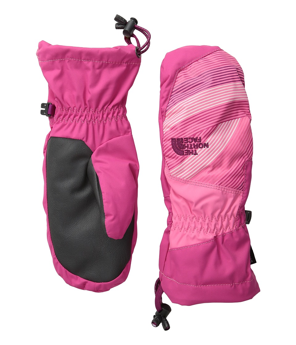 The North Face Kids - Revelstoke Mitt (Big Kids) (Cha Cha Pink/Cabaret Pink) Extreme Cold Weather Gloves
