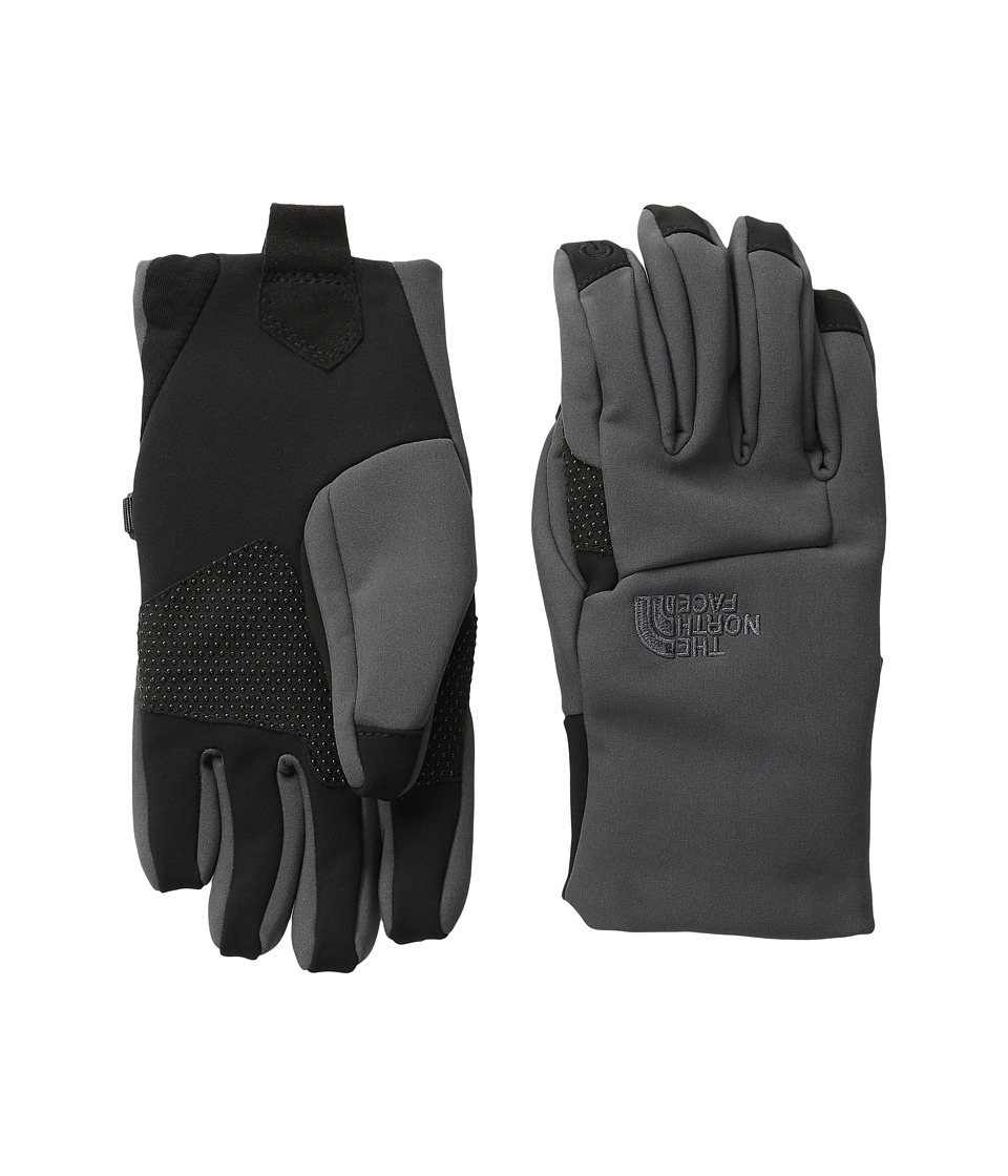 The North Face Kids - Apex+ Etip Gloves (Big Kids) (Graphite Grey) Extreme Cold Weather Gloves