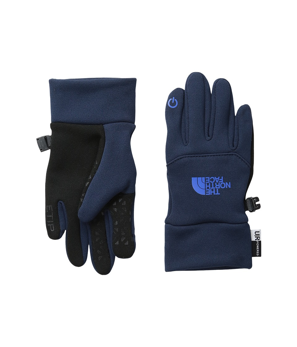 The North Face Kids - Youth Etip Glove (Big Kids) (Cosmic Blue) Extreme Cold Weather Gloves