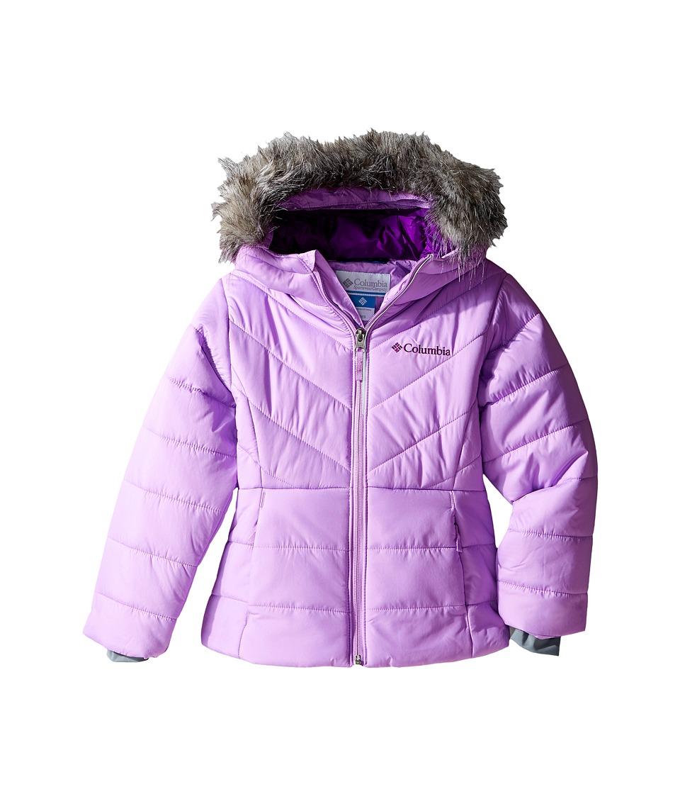 Columbia Kids - Katelyn Crest Jacket (Little Kids/Big Kids) (Hydrangea/Iris Glow) Girl's Coat