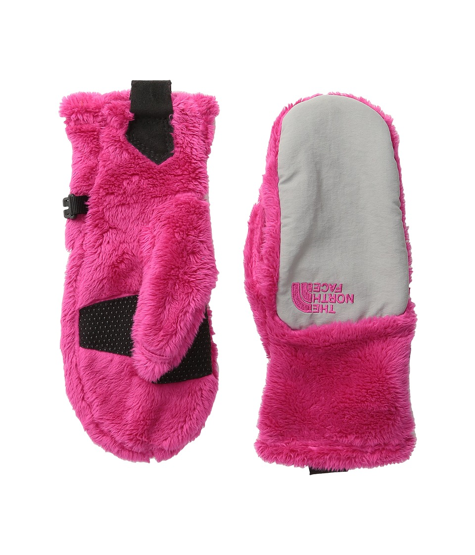 The North Face Kids - Denali Thermal Mitt (Big Kids) (Cabaret Pink) Extreme Cold Weather Gloves