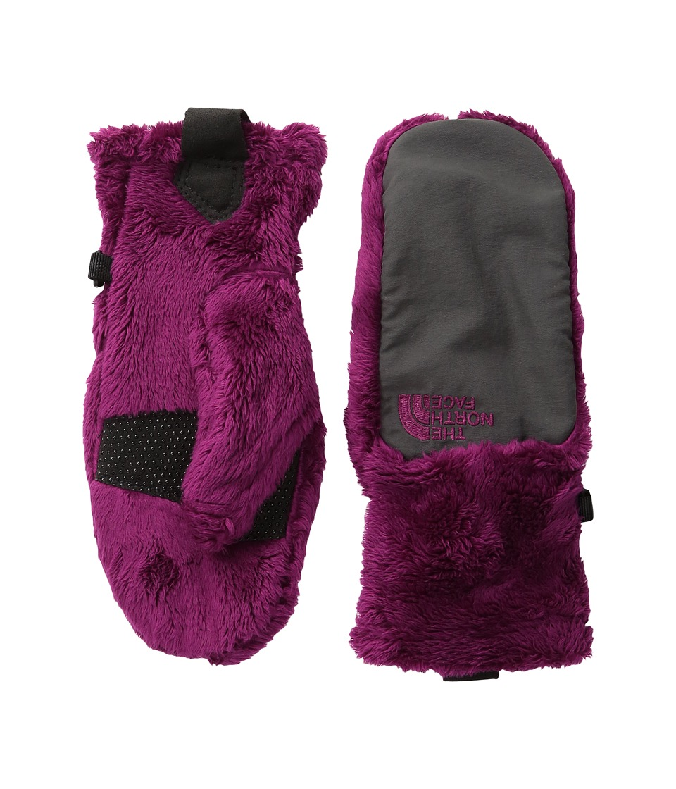 The North Face Kids - Denali Thermal Mitt (Big Kids) (Roxbury Pink) Extreme Cold Weather Gloves