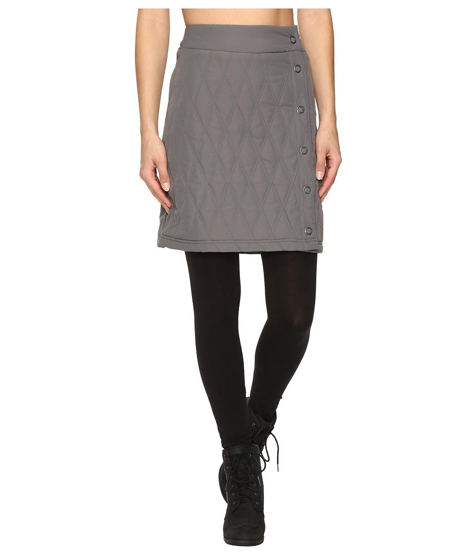 Aventura Clothing - Cambri Skirt (Smoked Pearl) Women's Skirt