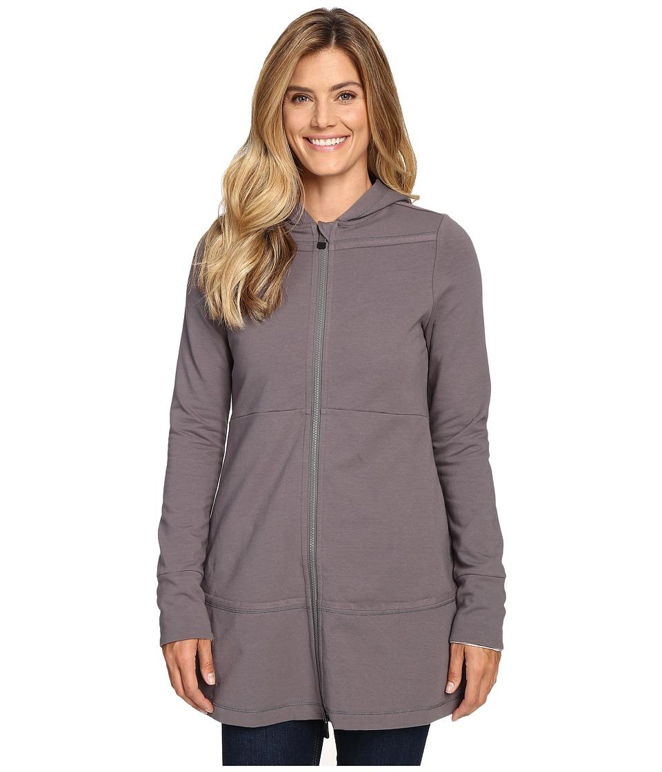 Aventura Clothing - Kenna Hoodie (Smoked Pearl) Women's Sweatshirt