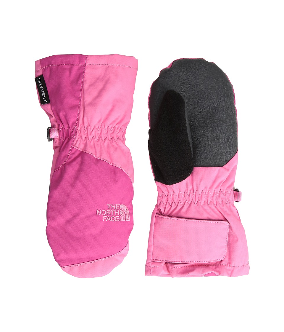 The North Face Kids - Toddler Mitt (Toddler) (Cha Cha Pink/Cabaret Pink) Extreme Cold Weather Gloves