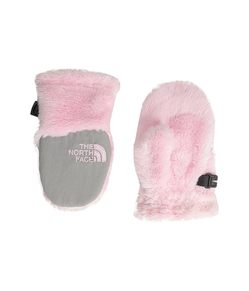 The North Face Kids - Oso Cute Mitt (Infant/Toddler) (Coy Pink) Extreme Cold Weather Gloves