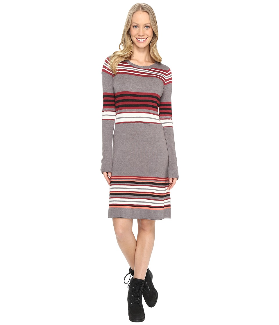 Aventura Clothing - Martina Dress (Heathered Grey) Women's Dress