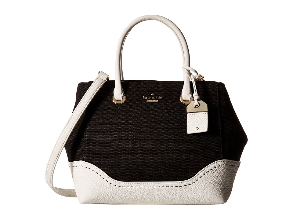 Kate Spade New York - Louella (Black) Handbags