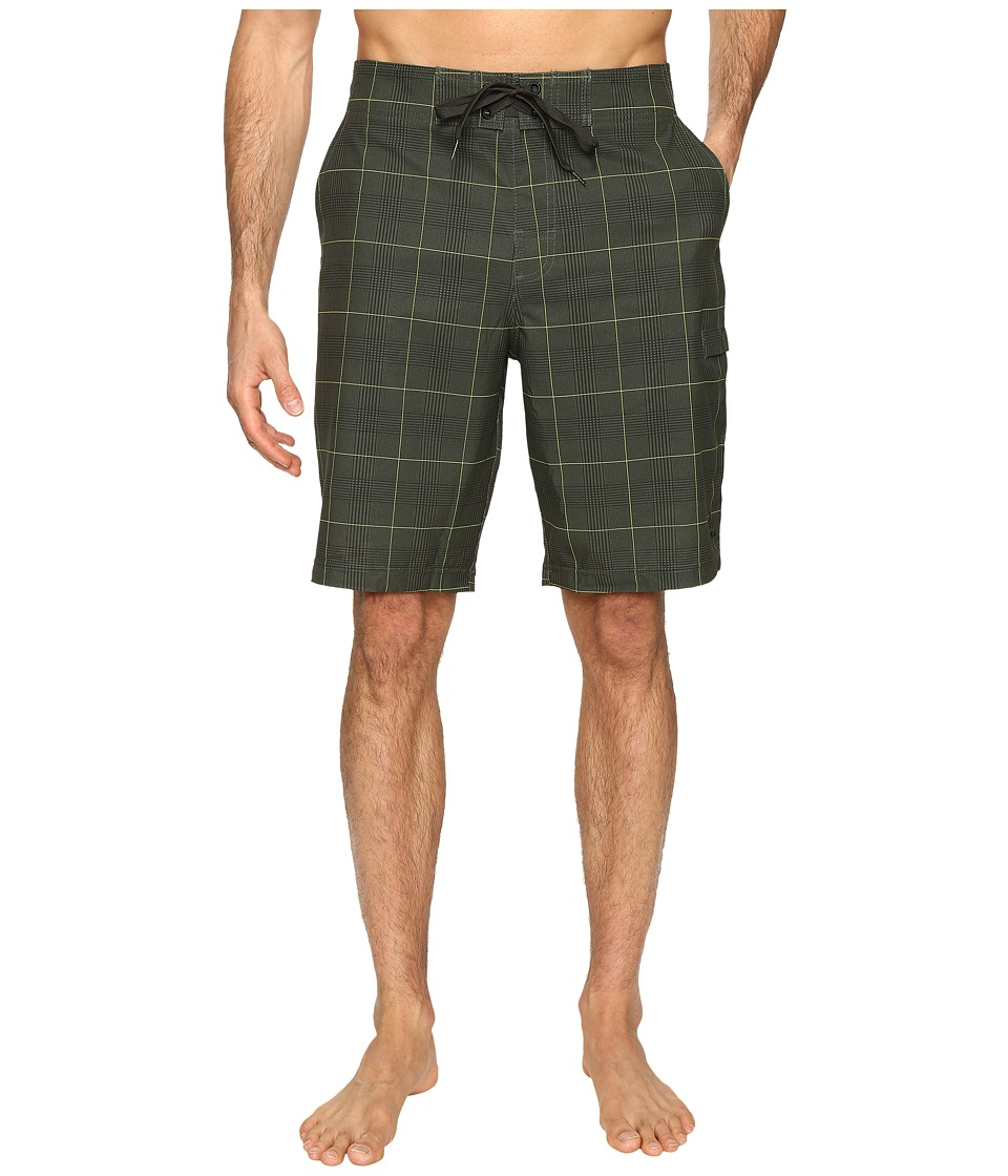 Prana - Basalt Studio Short (Saguaro Scotty) Men's Shorts