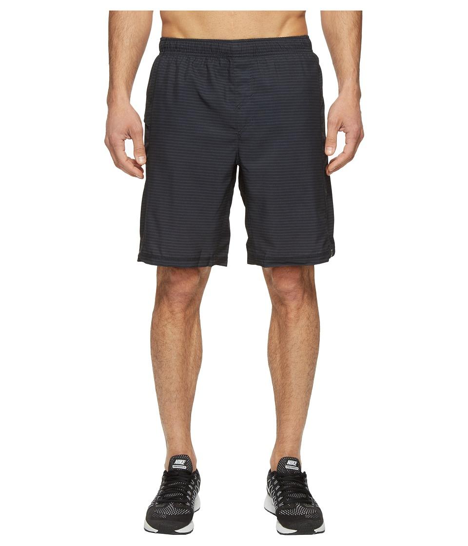 Prana - Flex Short (Black Stripe) Men's Shorts