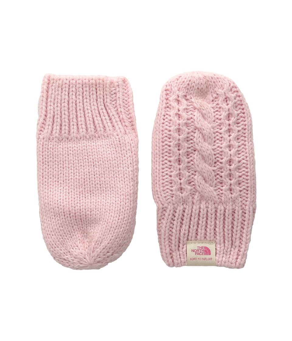 The North Face Kids - Baby Minna Mitt (Infant) (Coy Pink) Extreme Cold Weather Gloves