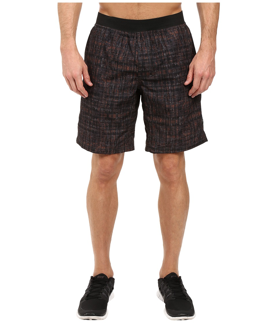 Prana - Mojo Short (Charcoal Hatch) Men's Shorts