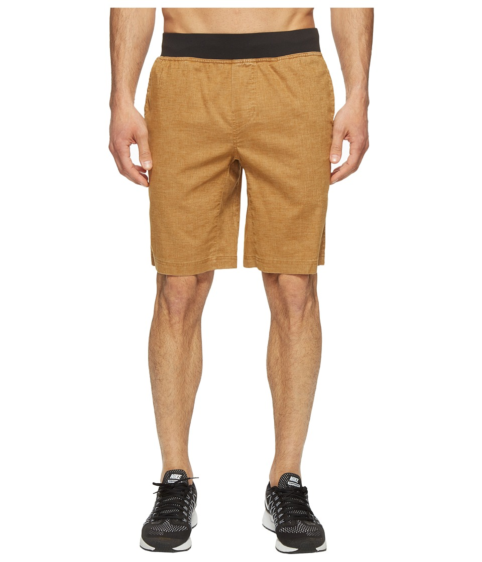 Prana - Vaha Short (Dark Ginger) Men's Shorts