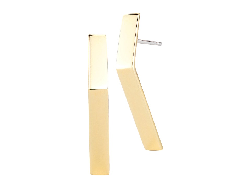 Elizabeth and James - Keaton Earrings (Yellow Gold) Earring