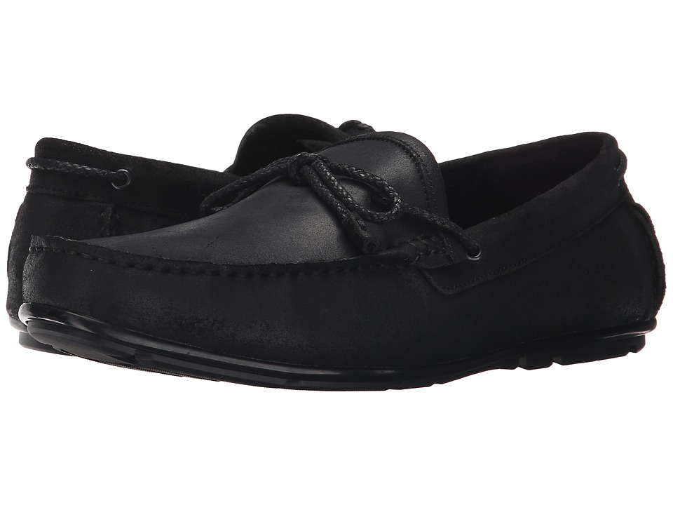 Steve Madden - Bevel (Black Suede) Men