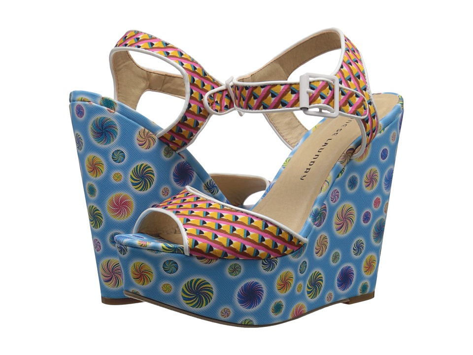 Chinese Laundry Jollypop (Blue Multi) Women