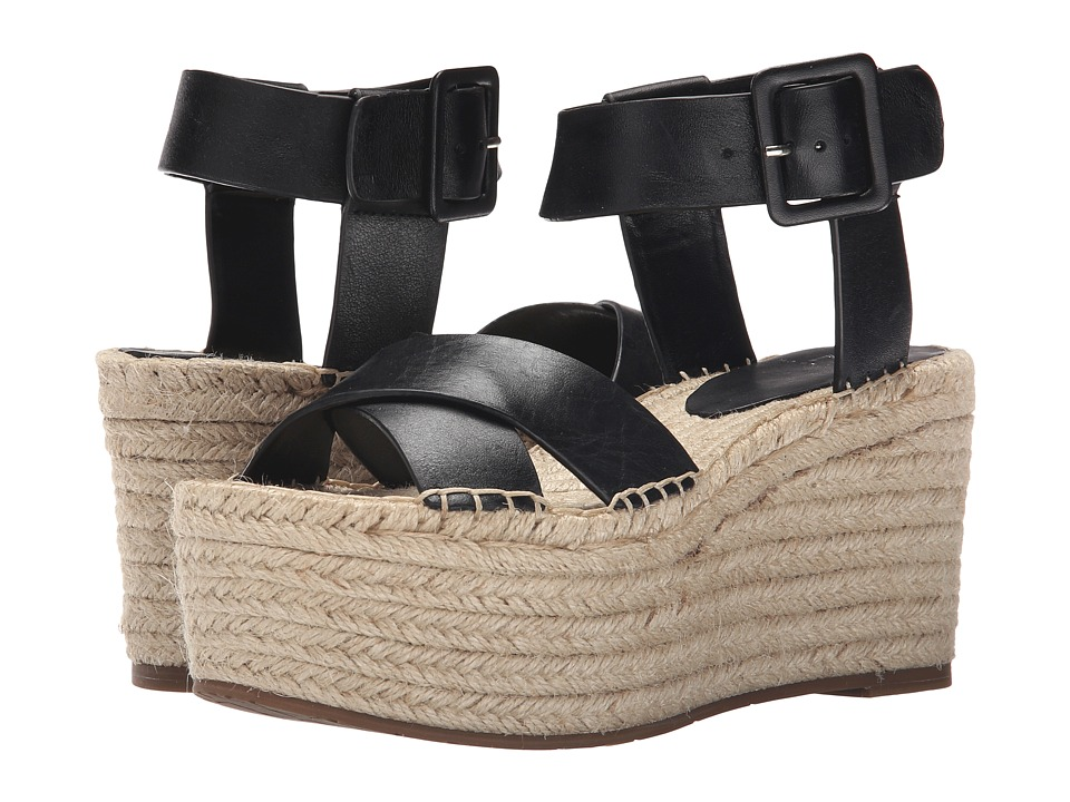 Marc Fisher LTD - Randall (Black) Women's Sandals