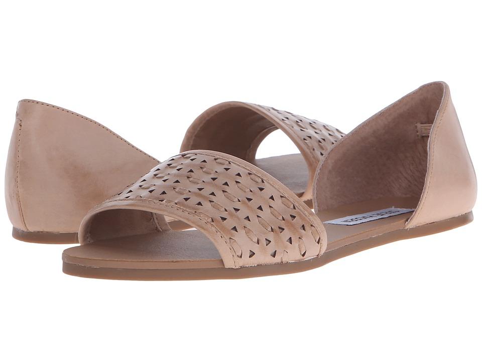 Steve Madden - Taylerr (Natural Leather) Women's Sandals
