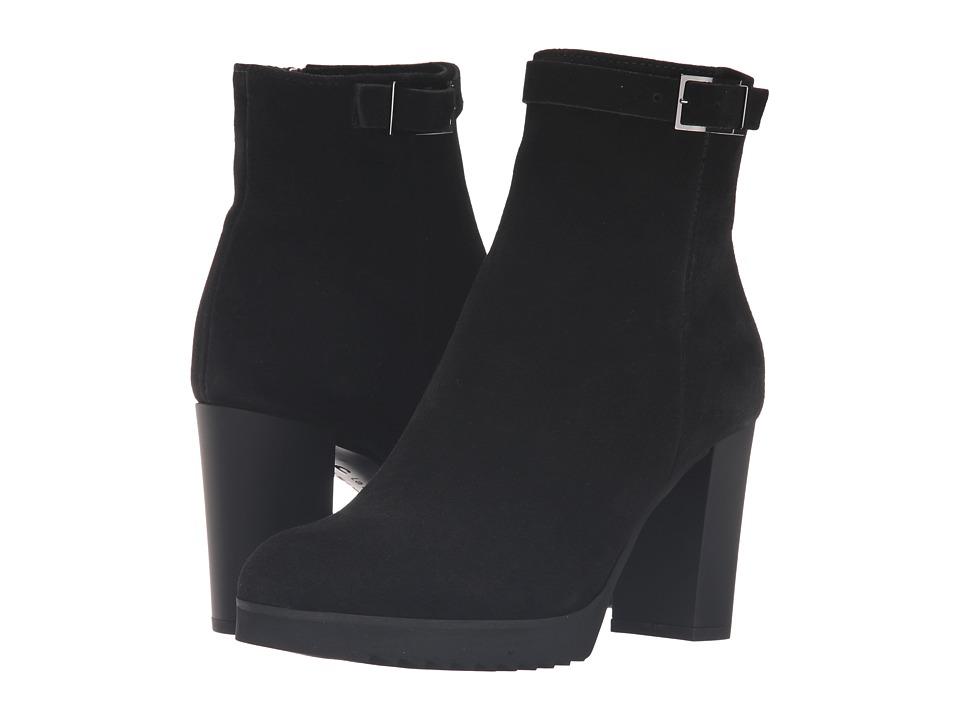 La Canadienne - Mae (Black Vitellino) Women's Boots