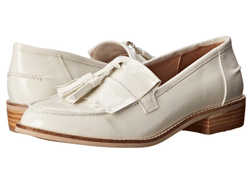 Steve Madden - Meela (Bone Patent) Women's 1-2 inch heel Shoes