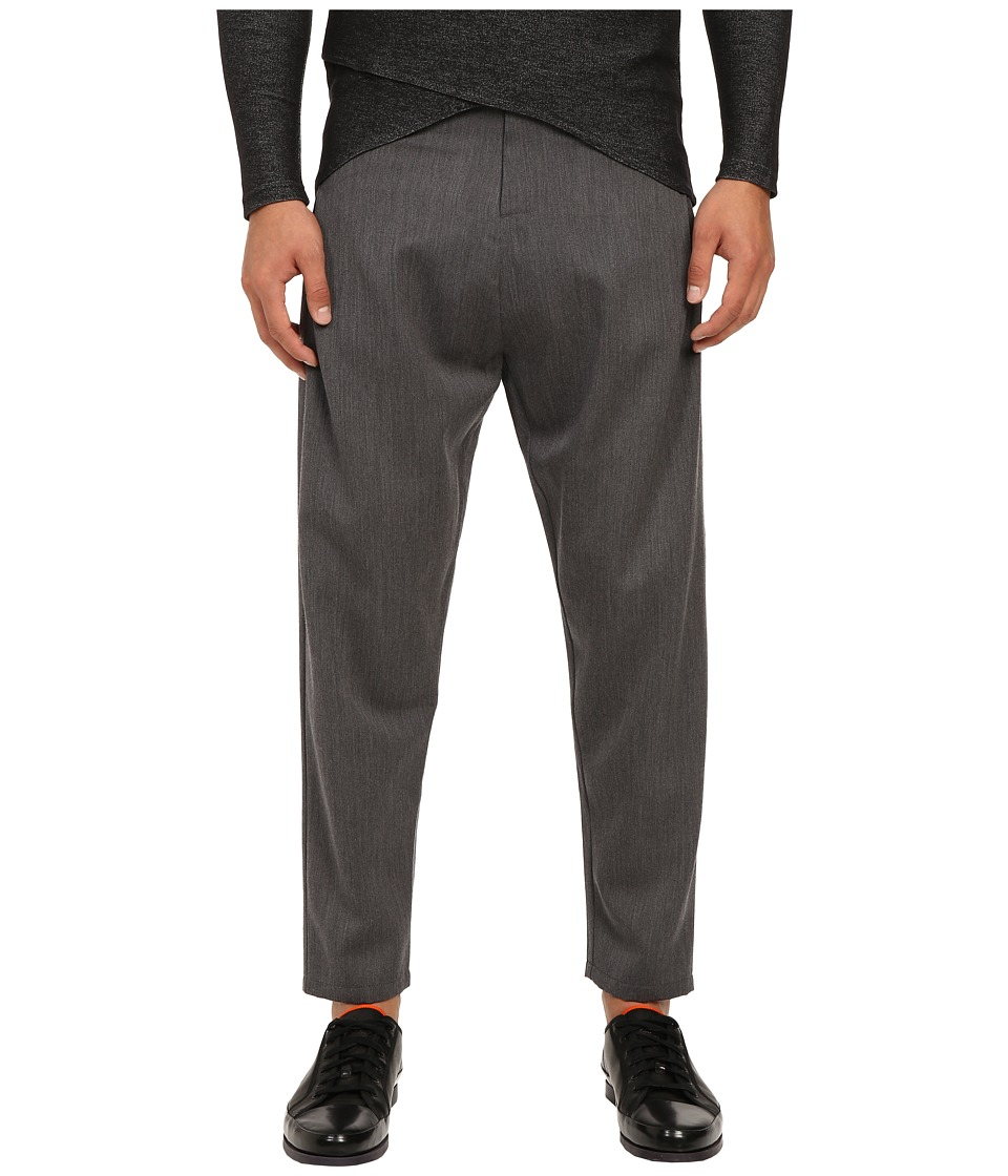 PRIVATE STOCK - The Rodrigue Pants (Grey) Men's Casual Pants