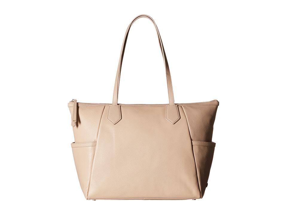 Cole Haan - Sylvan Zip Top Tote (Maple Sugar) Tote Handbags