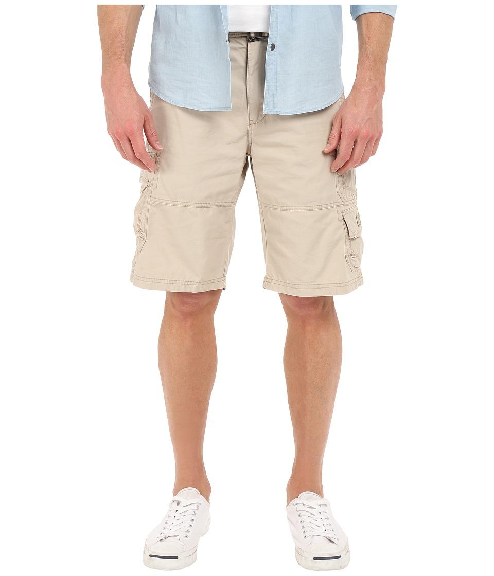 UNIONBAY - Neville Cargo Shorts (Sand) Men's Shorts