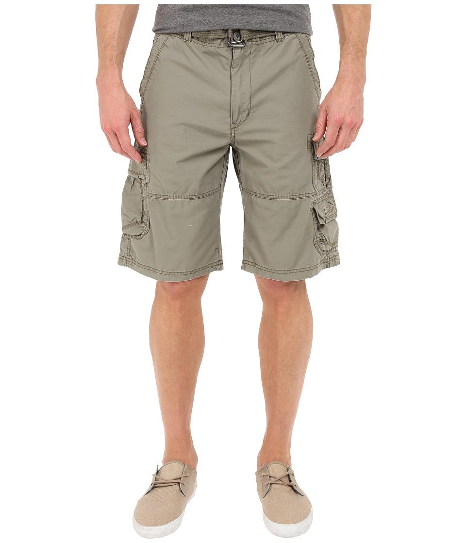 UNIONBAY - Neville Cargo Shorts (Taupe) Men