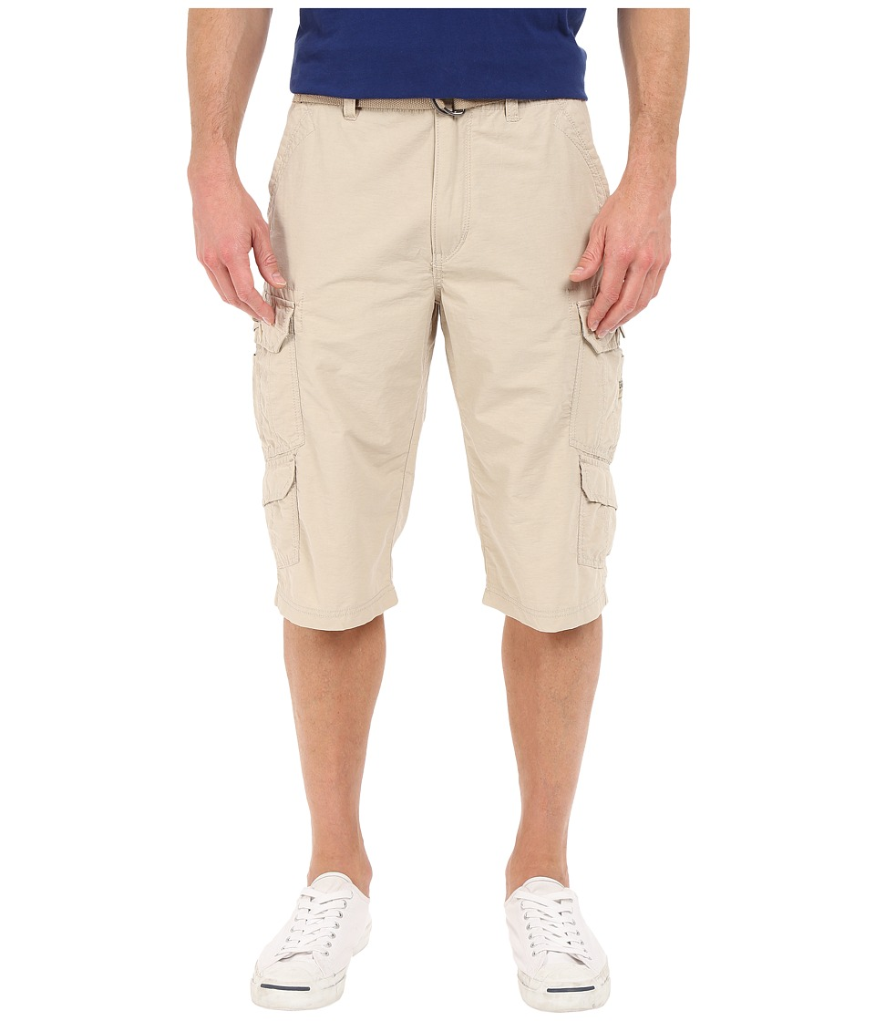 UNIONBAY - Oaks Cargo Messenger (Sand) Men's Shorts