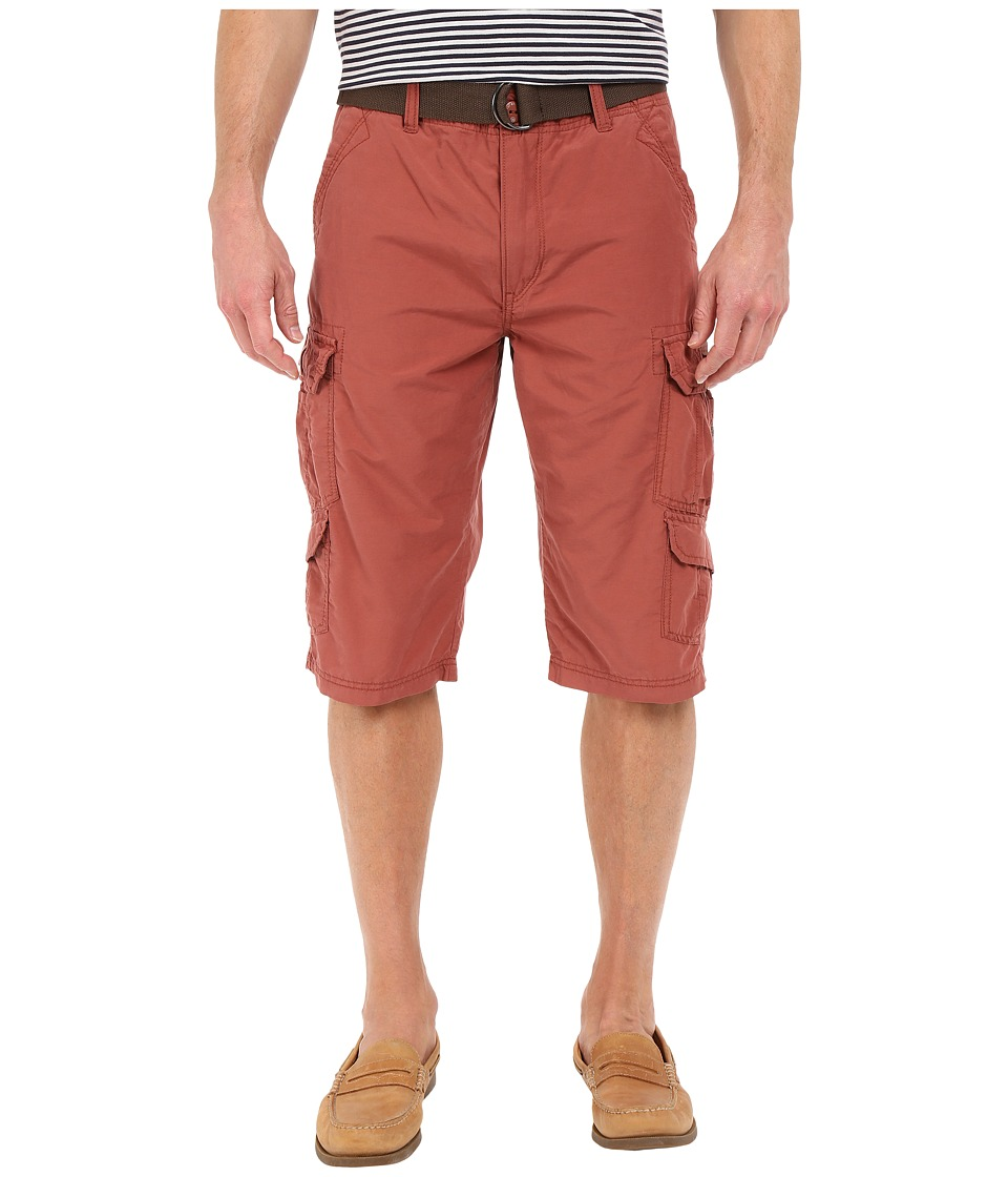 UNIONBAY - Oaks Cargo Messenger (Red Clay) Men