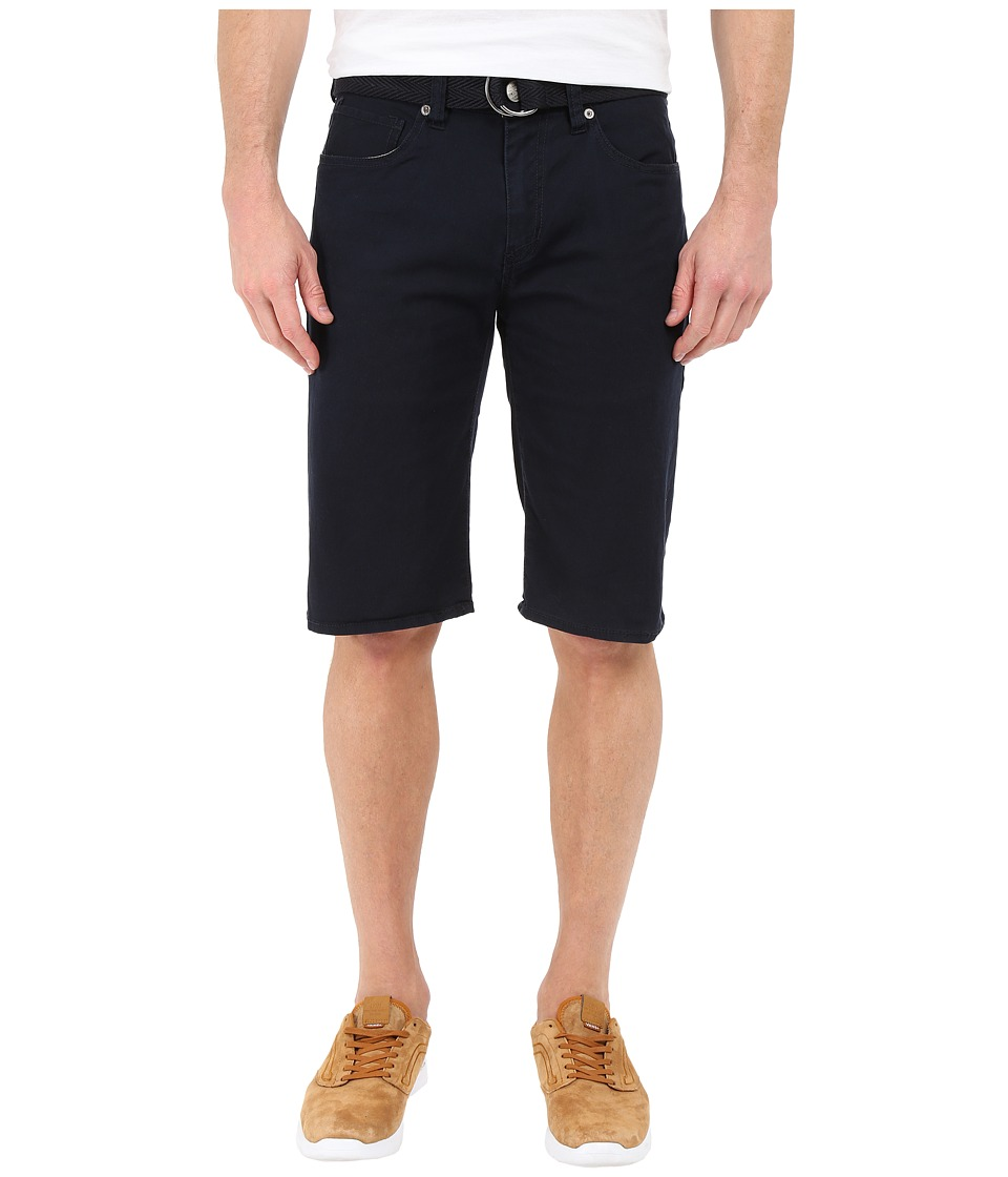 UNIONBAY - Wilder Five-Pocket Stretch Shorts (Twilight) Men's Casual Pants