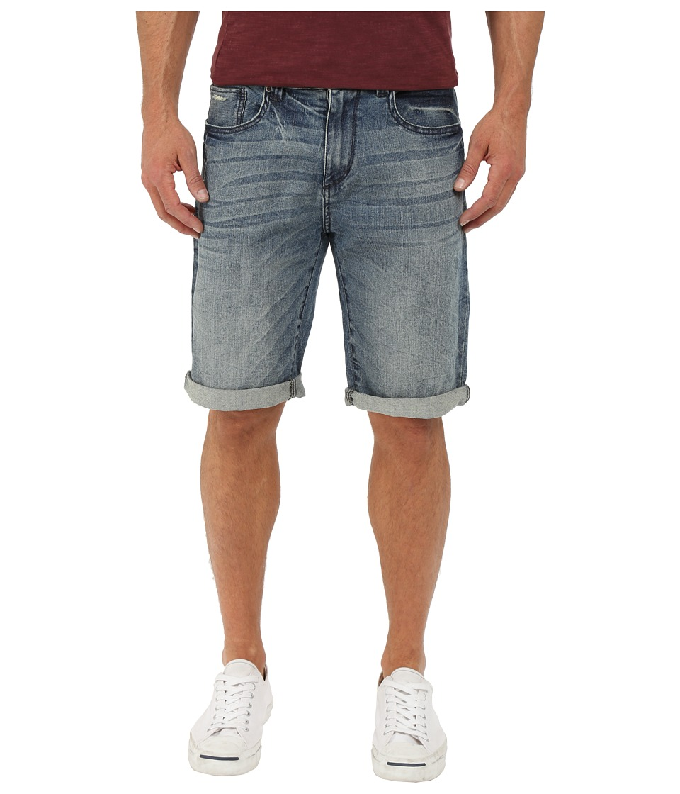 UNIONBAY - Wilder Denim Stretch 5-Pocket Shorts in Peso (Peso) Men's Jeans