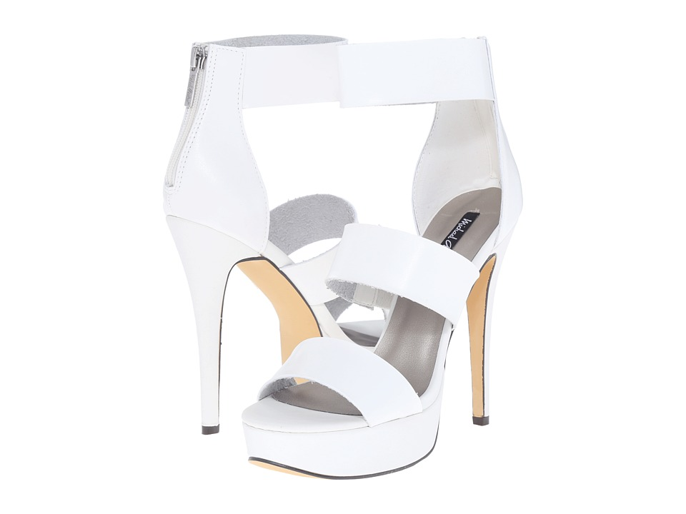 Michael Antonio - Tarot (White) Women's Shoes