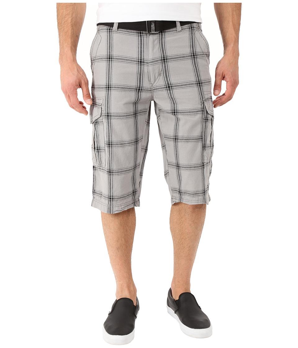UNIONBAY - Bering Cargo Messenger Shorts (Griffin) Men's Shorts