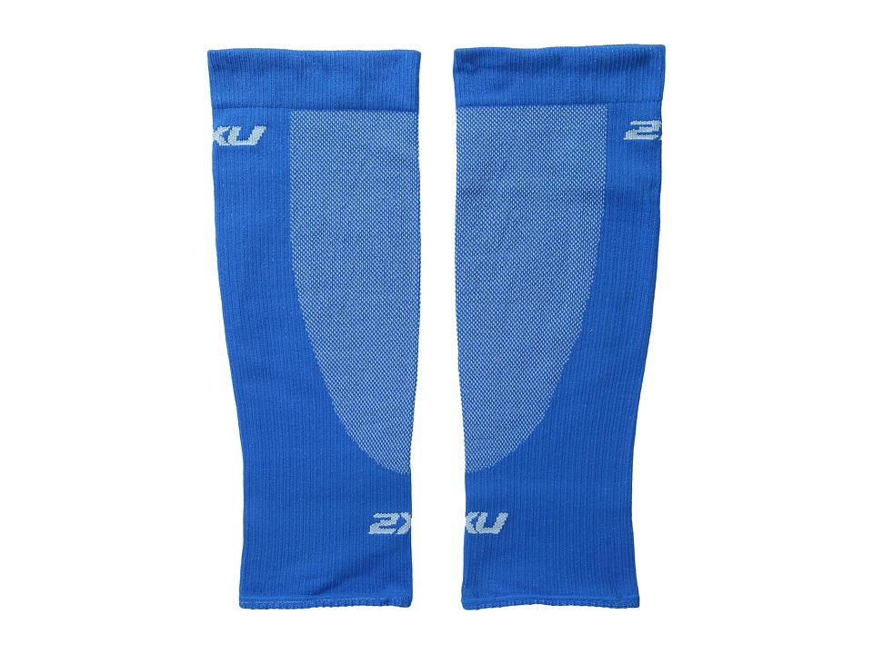 2XU - Performance Run Sleeve (Vibrant Blue) Athletic Sports Equipment
