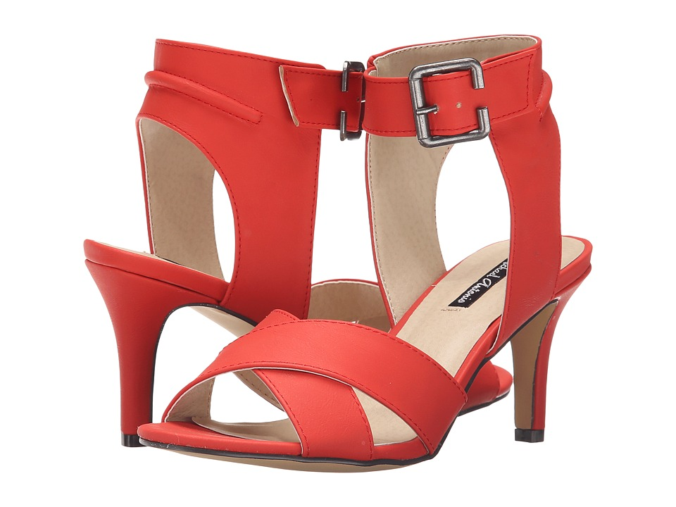 Michael Antonio - Jeevs (Red) Women's Dress Sandals