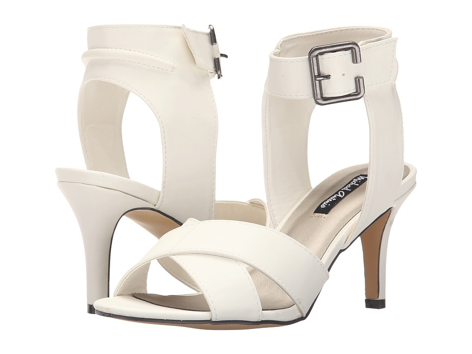 Michael Antonio - Jeevs (White) Women's Dress Sandals