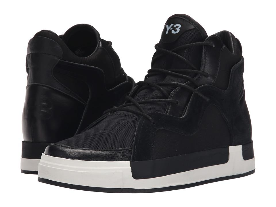 adidas Y-3 by Yohji Yamamoto Riyal III (Core Black/Core Black/White) Women