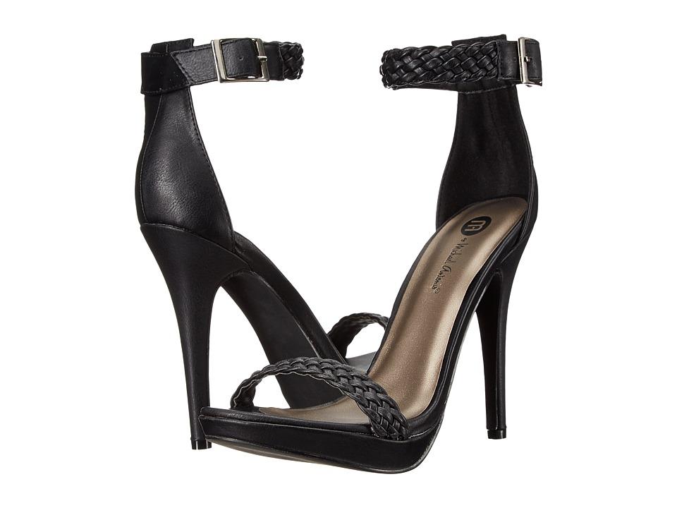 Michael Antonio - Roses (Black) Women's Shoes