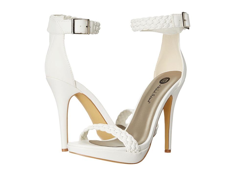 Michael Antonio - Roses (White) Women's Shoes