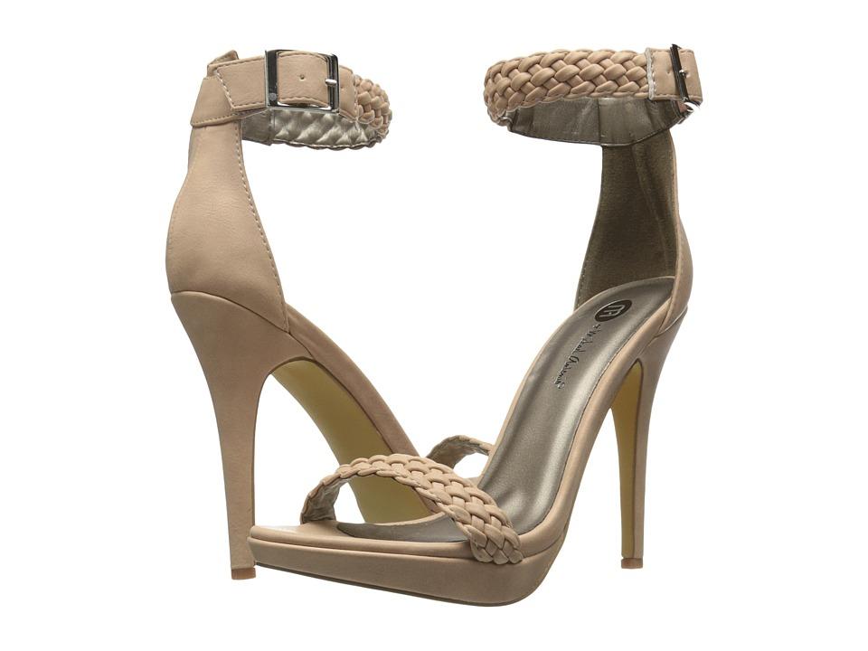 Michael Antonio - Roses (Nude) Women's Shoes