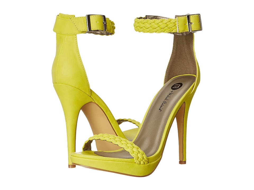 Michael Antonio - Roses (Yellow) Women's Shoes