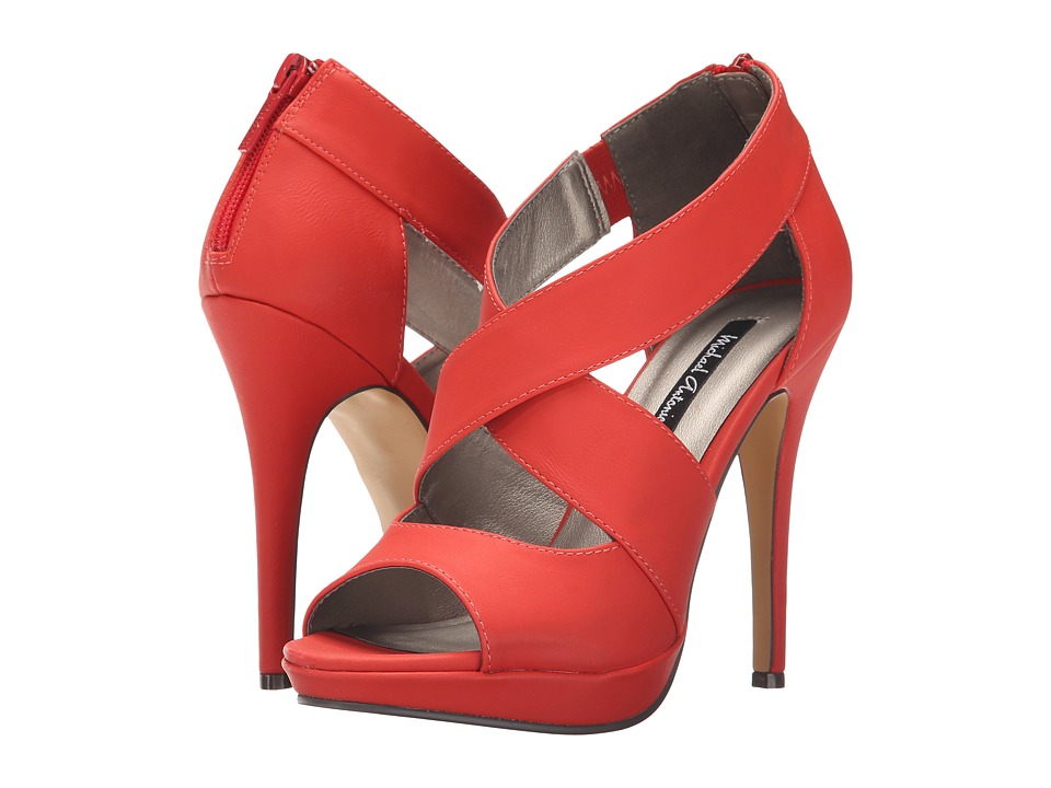 Michael Antonio - Tovey (Red) High Heels