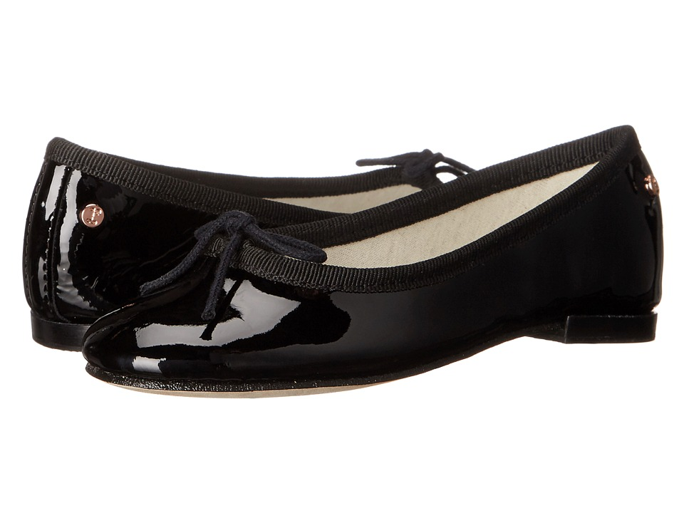 Repetto - Cendrillon E (Little Kid/Big Kid) (Noir) Women's Flat Shoes