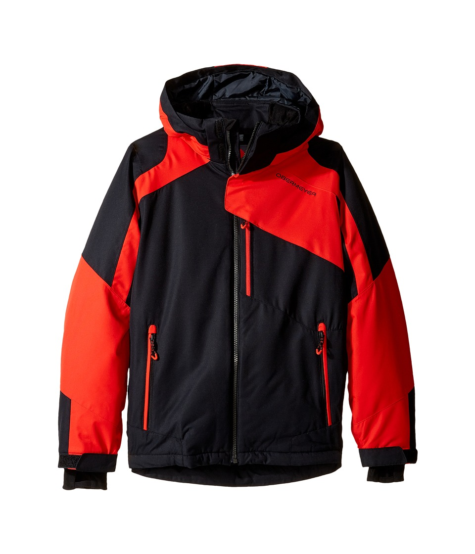 Obermeyer Kids - Outland Jacket (Little Kids/Big Kids) (Red) Boy's Coat