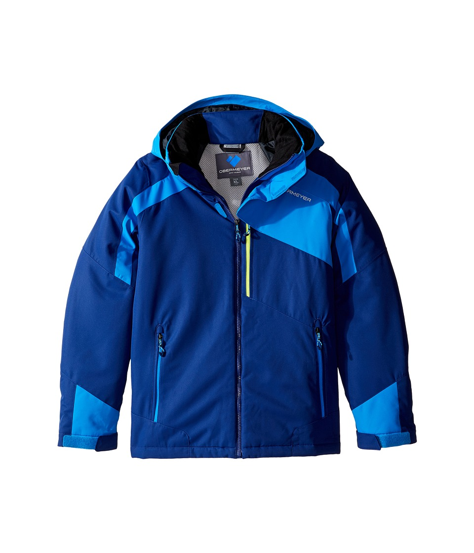 Obermeyer Kids Outland Jacket (Little Kids/Big Kids) (Dusk) Boy
