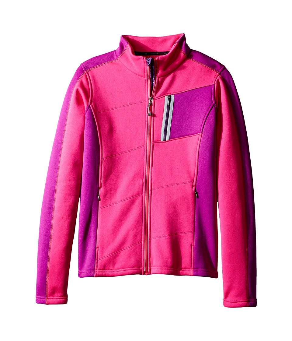 Obermeyer Kids - Gina Jacket (Big Kids) (Electric Pink) Girl's Coat